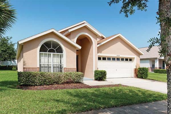 Villa Disney Area 3, Disney Area and Kissimmee, Orlando - Florida With Swimming Pool