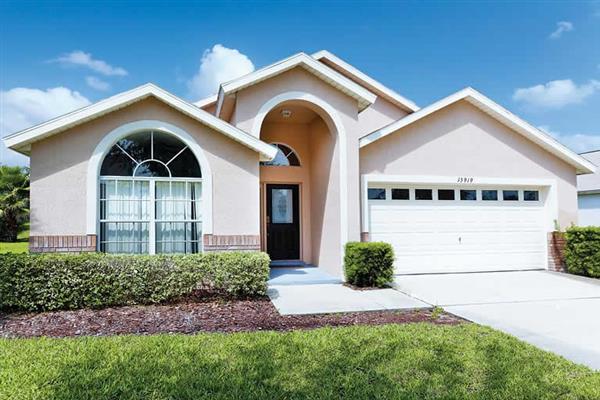 Villa Disney Area 4, Disney Area and Kissimmee, Orlando - Florida With Swimming Pool