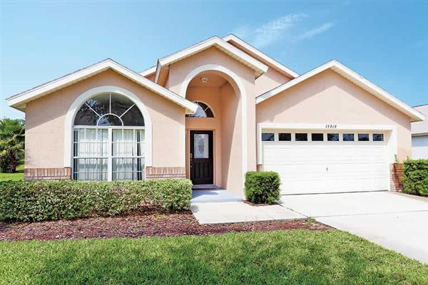 Villa Disney Area 5, Disney Area and Kissimmee, Orlando - Florida With Swimming Pool
