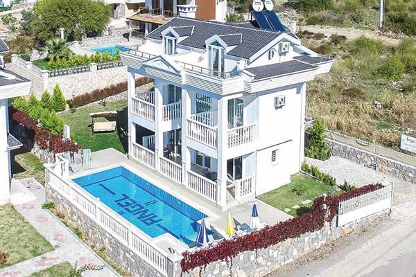 Villa Divine Gold in Turkey