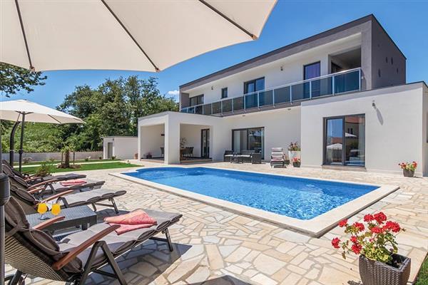 Villa Divine in Croatia