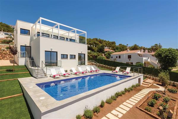 Villa Dolce Vita in Menorca