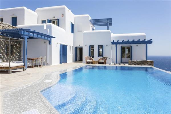 Villa Dove in Southern Aegean