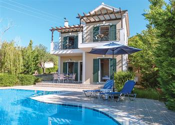 Villa Dream View in Kefalonia