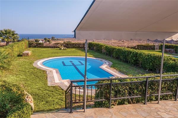 Villa Driftwood in Rhodes