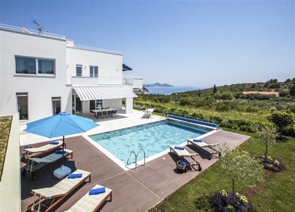 Villa Dubrava in Općina Dubrovnik