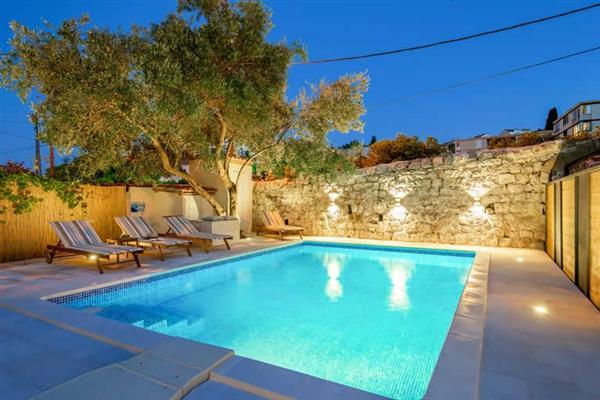 Villa Dubrovnik Stone House in Croatia