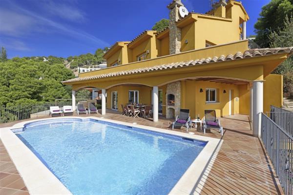 Villa Dulce in Girona