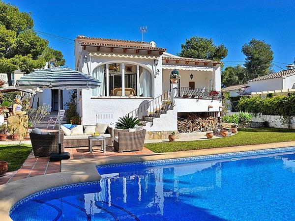 Villa Dulcinea in Alicante