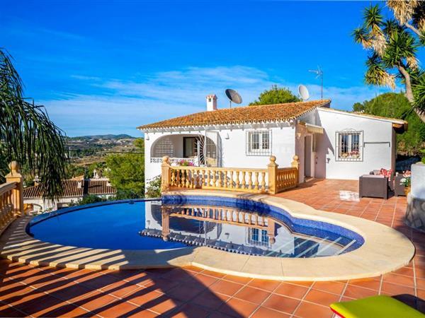 Villa Durero in Alicante