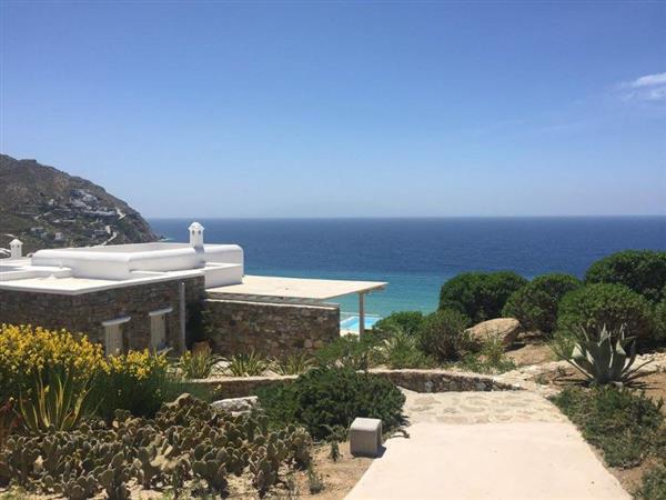 Villa Eber in Southern Aegean