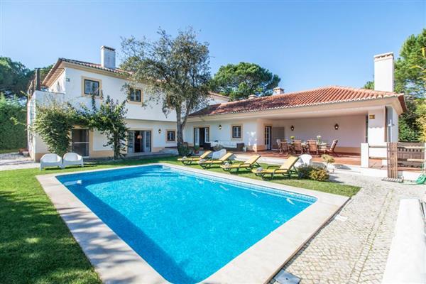 Villa Eduarda in Sesimbra