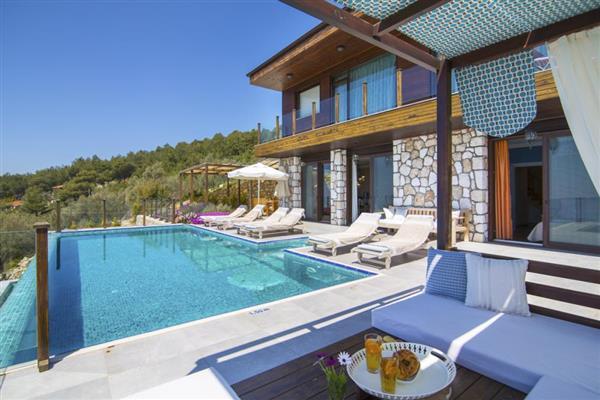 Villa Ekim in Kaş