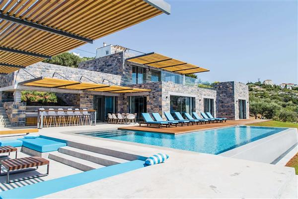 Villa Ektoras in Crete