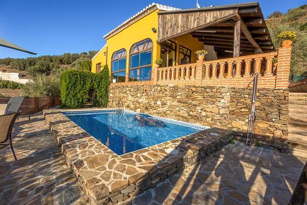 Villa El Amigo in Torrox, Andalucia - Spain