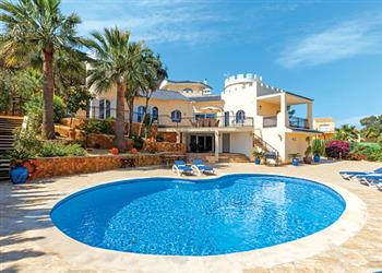 Villa El Castillo in Spain