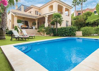 Villa El Castillo in Spain