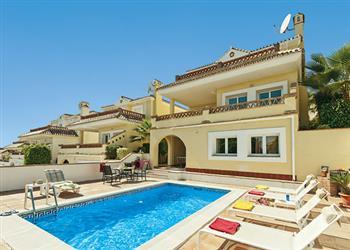 Villa El Coto II in Spain