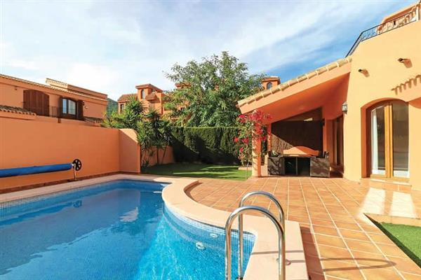 Villa El Coto del Golf Antonia in Spain