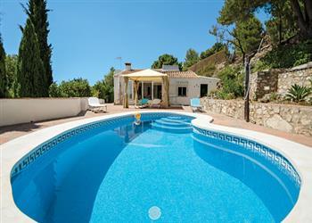 Villa El Cruz del Monte in Spain