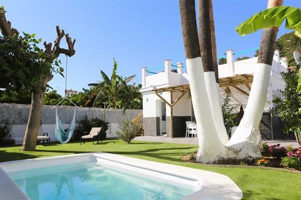 Villa El Ranchito in Spain