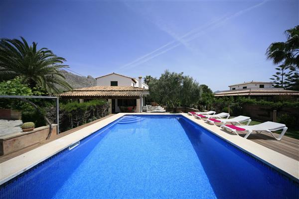 Villa El Solaz in Illes Balears