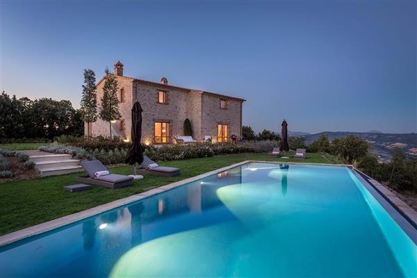 Villa Elceto in Provincia di Perugia