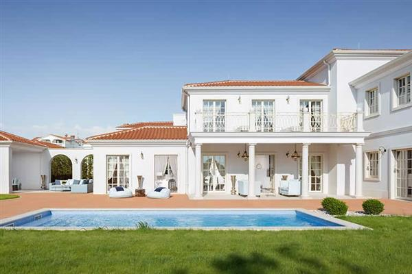 Villa Elegance in Croatia