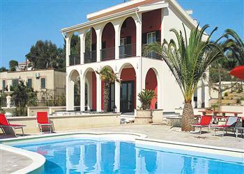 Villa Elena in Sicily