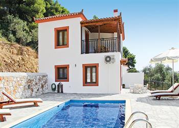 Villa Elena in Skopelos