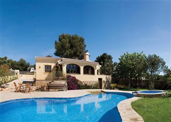 Villa Elena in Spain