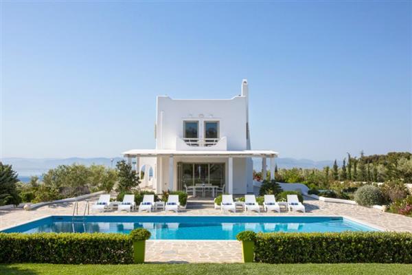 Villa Elena in Peloponnese