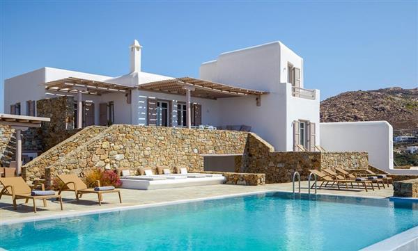 Villa Elia Aspro in Southern Aegean