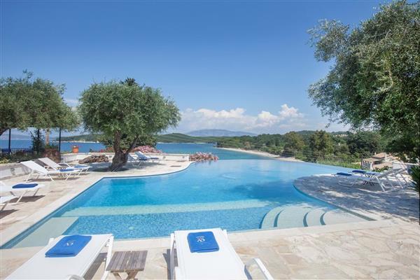 Villa Elia in Ionian Islands