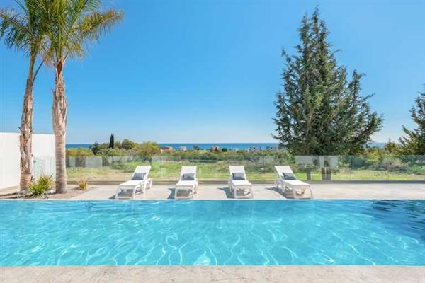 Villa Elia in Rhodes