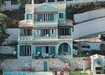 Villa Elia in Corfu