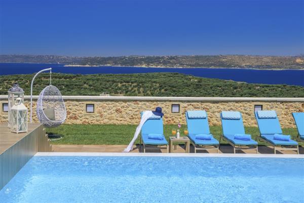 Villa Elif in Crete