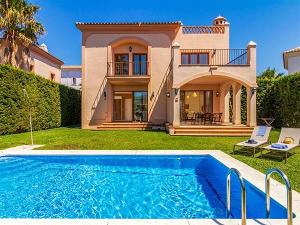 Villa Elio in Málaga