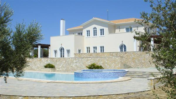 Villa Elis in Western Greece