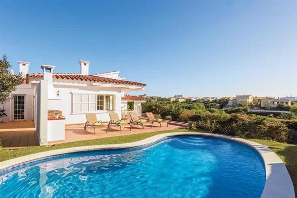 Villa Elisa in Menorca