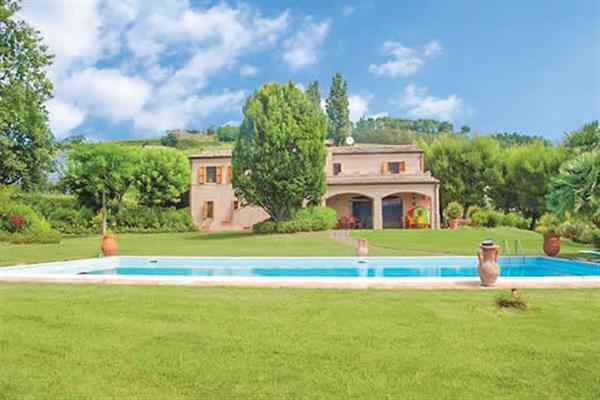 Villa Elisa in Italy