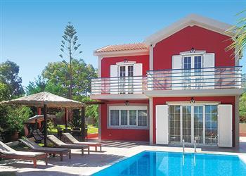 Villa Eliza in Kefalonia