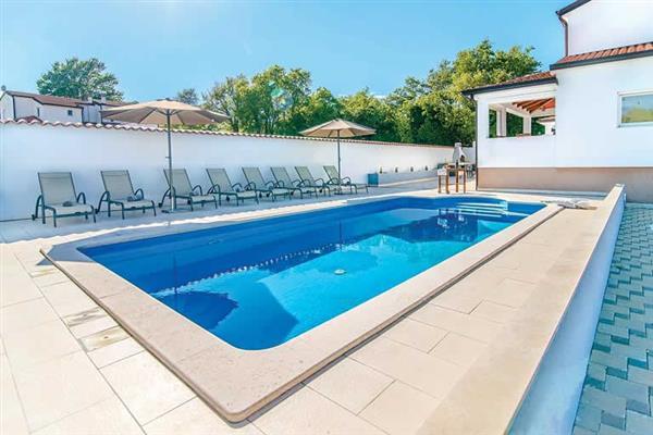 Villa Ellen Sophie in Croatia