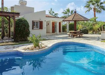 Villa Ellison, Coral Bay, Cyprus With Swimming Pool