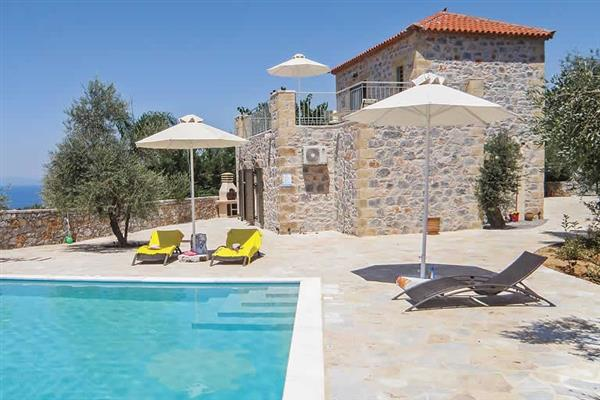 Villa Elly in Greece