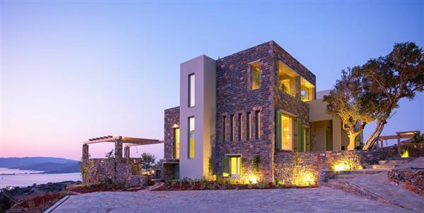 Villa Elounda Megali in Crete