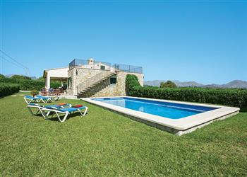 Villa Els Aubellons in Mallorca