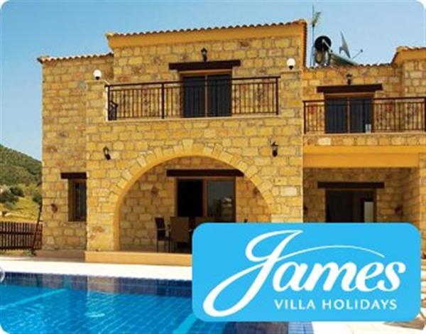 Villa Elysium from James Villas