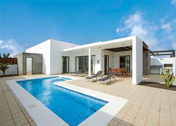 Villa Emanuela in Lanzarote