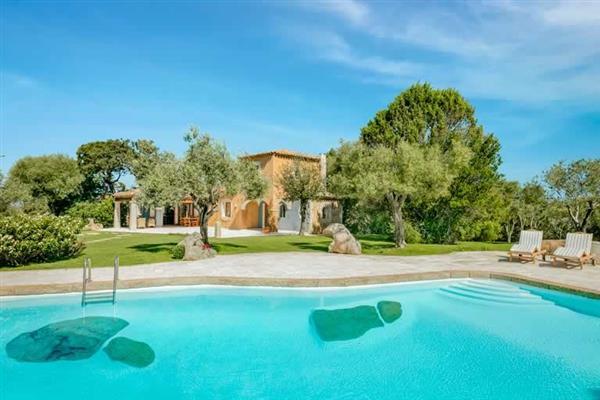 Villa Emerald Dream in Sardinia